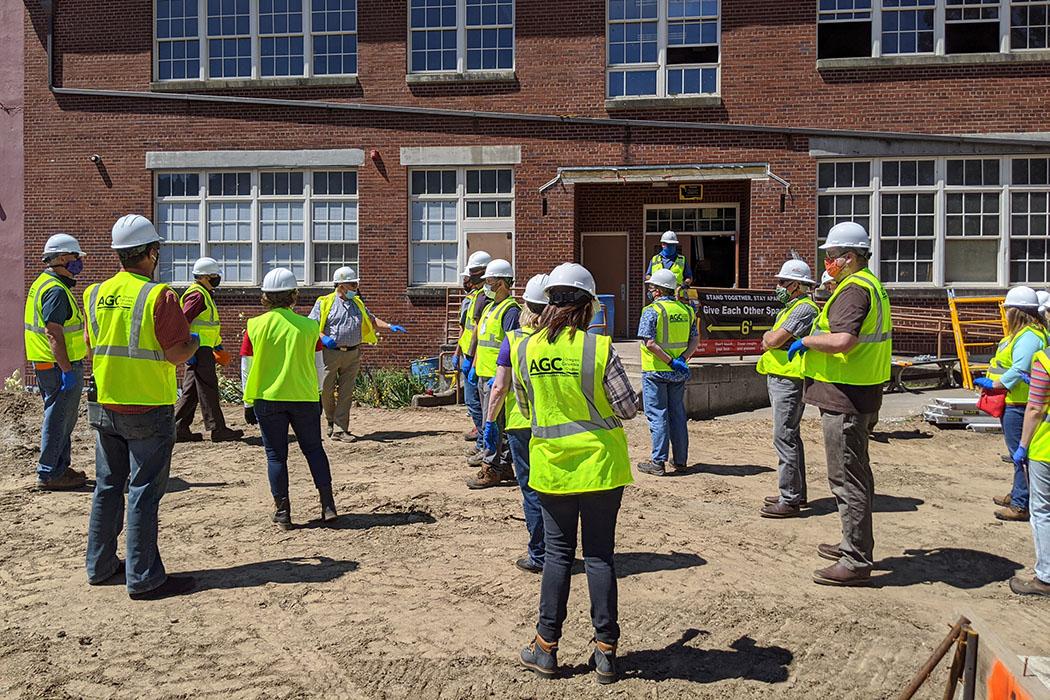 Externship program offers teachers a glimpse into construction industry needs
